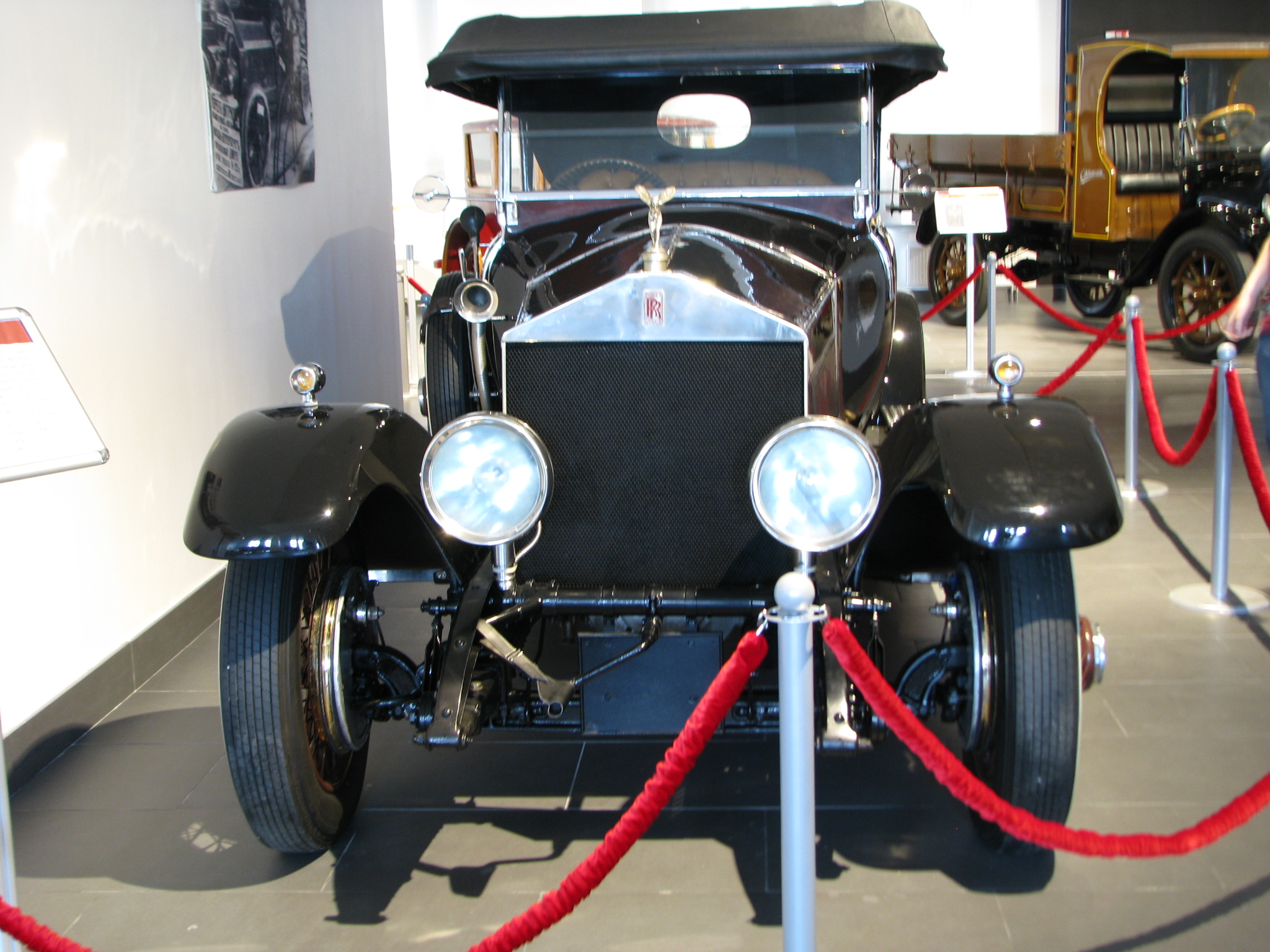 1906-1926. Rolls-Royce 40-50 HP Silver Ghost