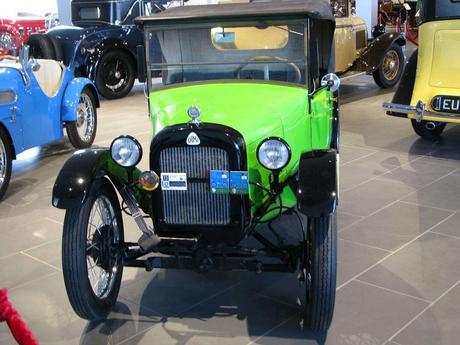 1928-1932. BMW Dixi
