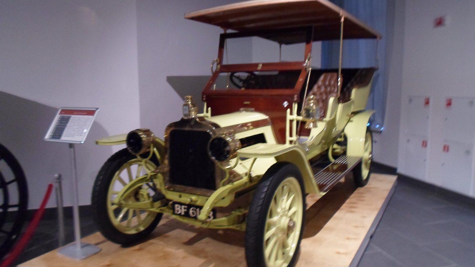 1908. Talbot 15HP Type 4DB