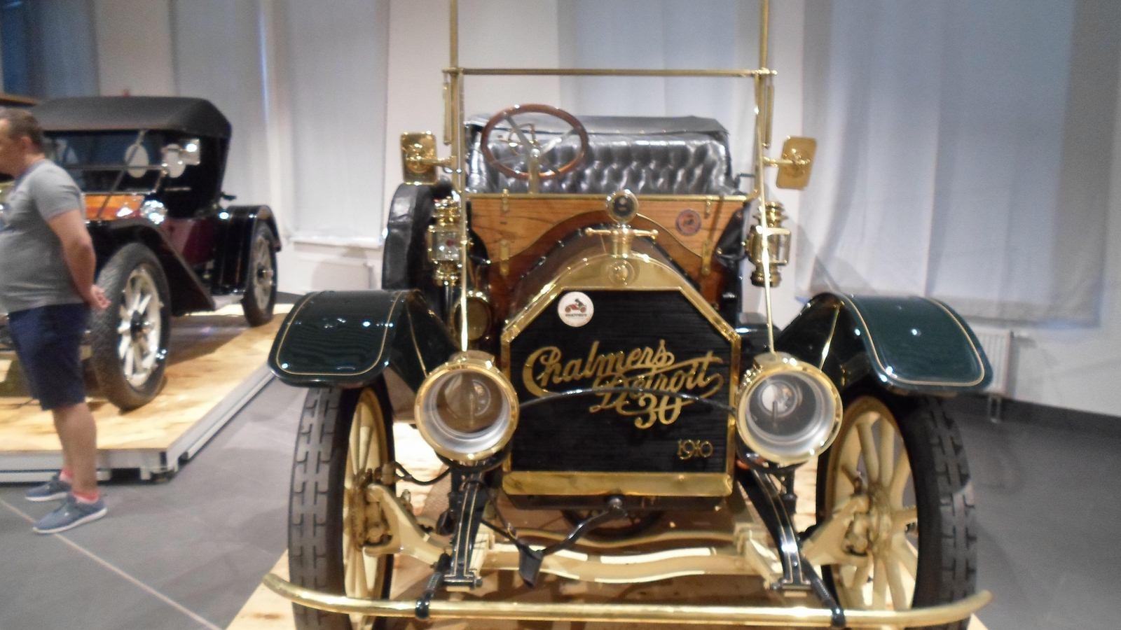 1910. Chalmers-Detroit Modek K30