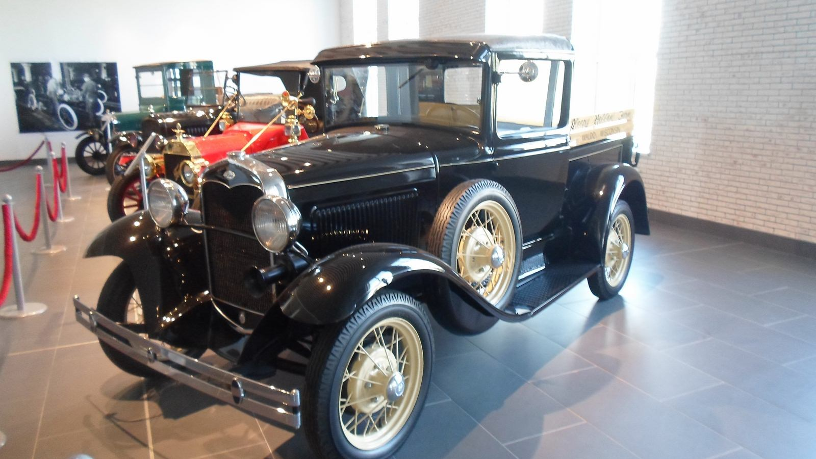 1927-1931. Ford Model A