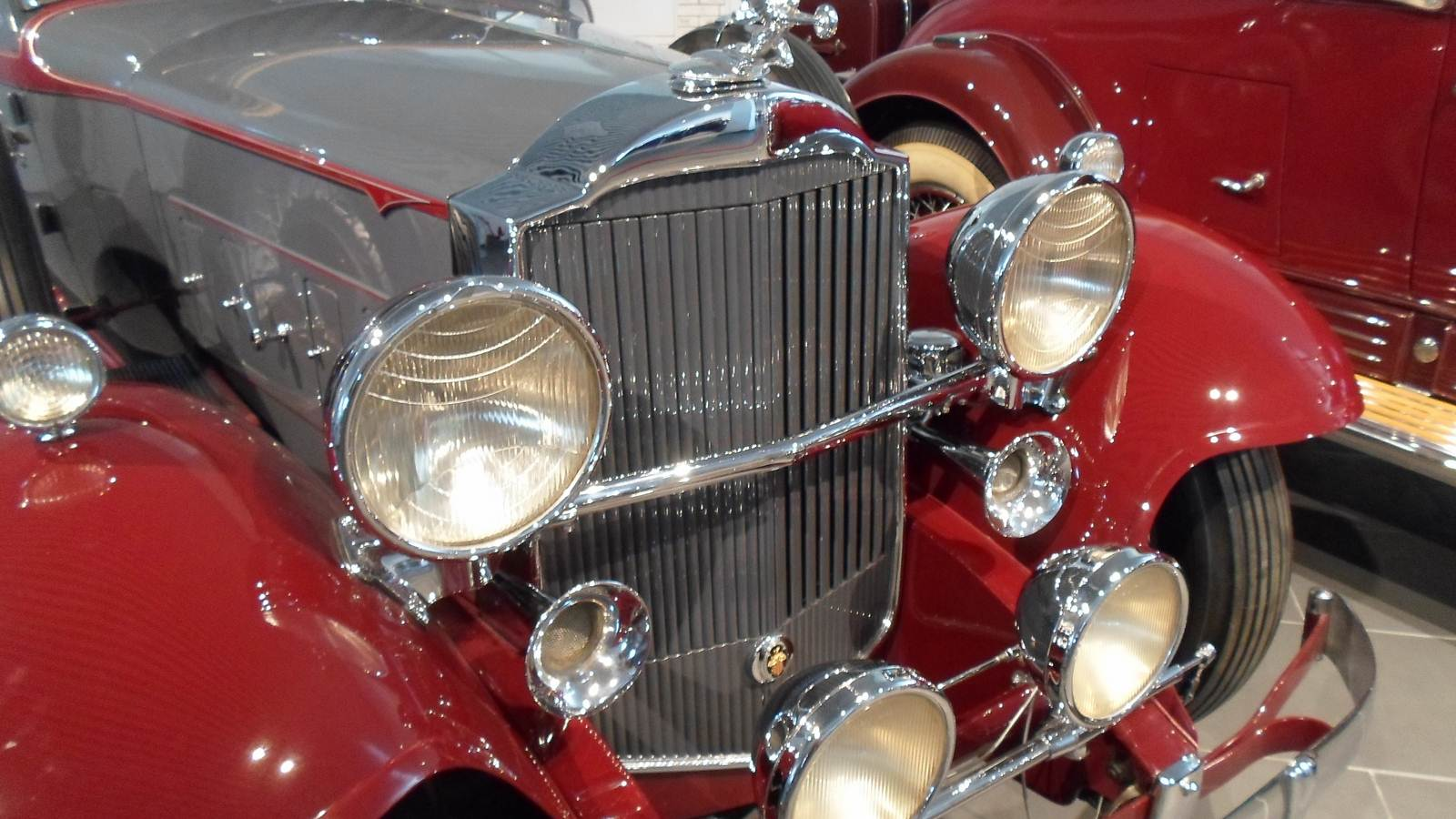 1931-1932. Packard 902-509 Standard Eight Coupe Roadster