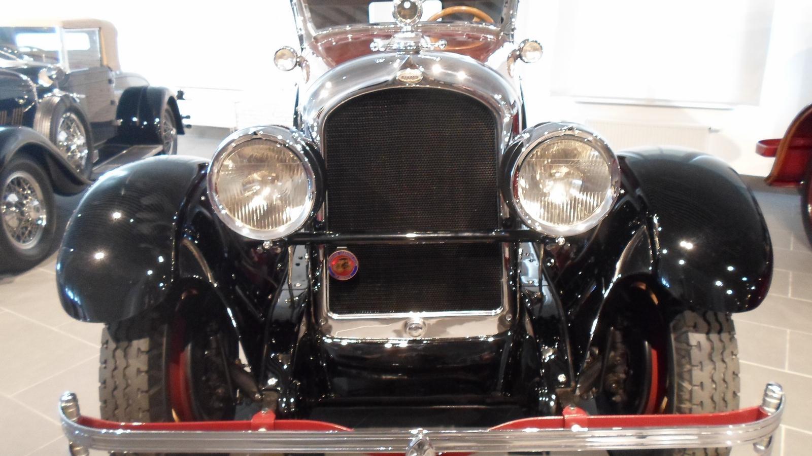 1927-1928. Marmon E75 Speedster by E.H.Wilson