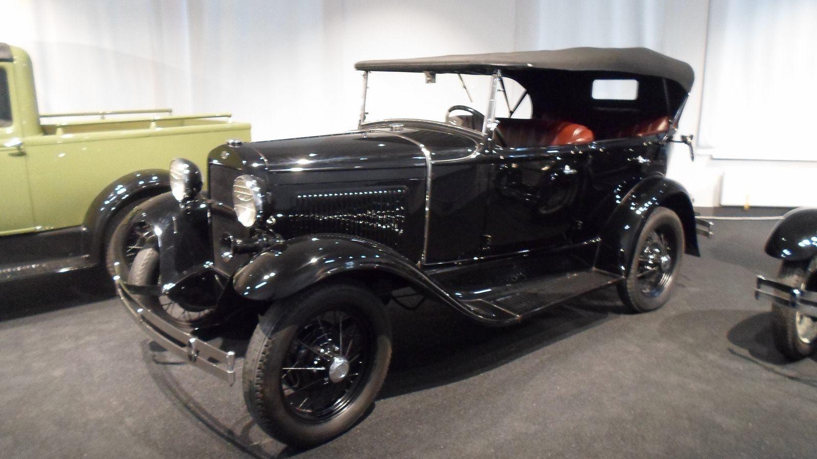 1932-1936. ГАЗ-А