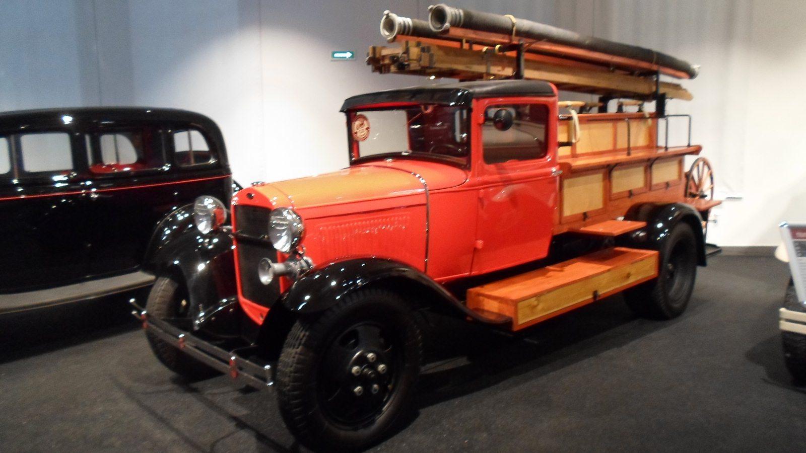 1932-1941. ПМГ-1 (ГАЗ-АА)