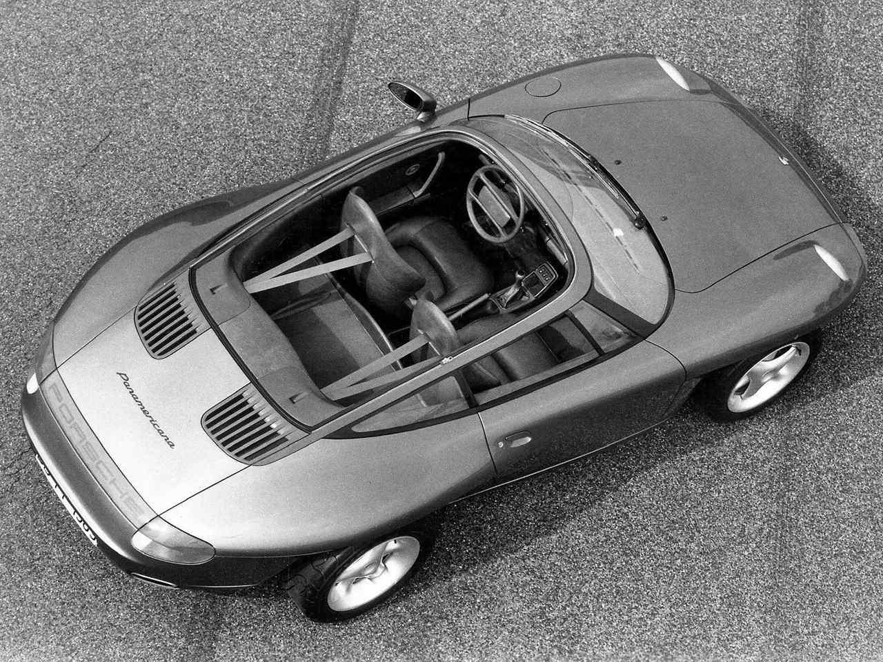 Салон Porsche Panamericana