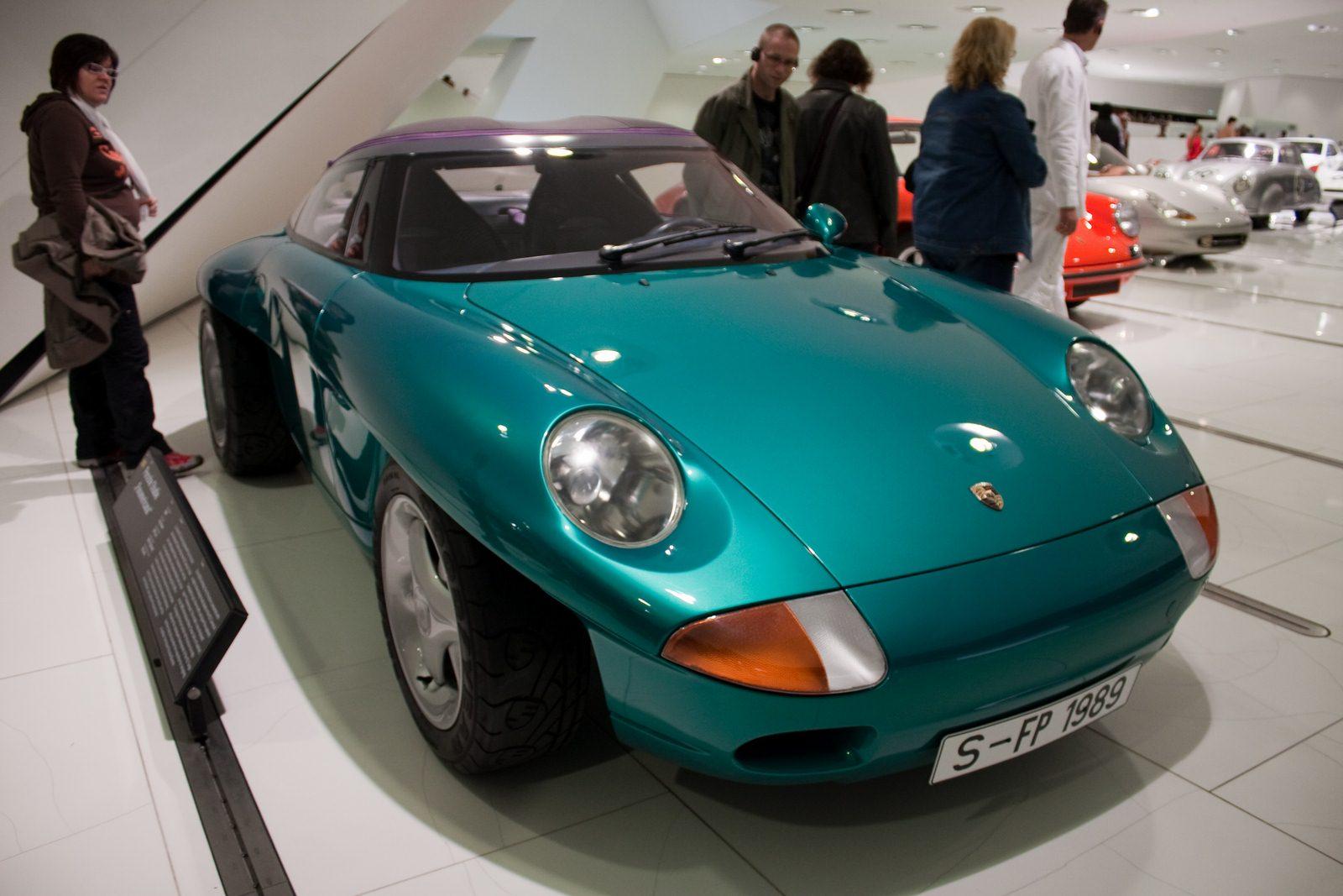 1989. Porsche Panamericana 1