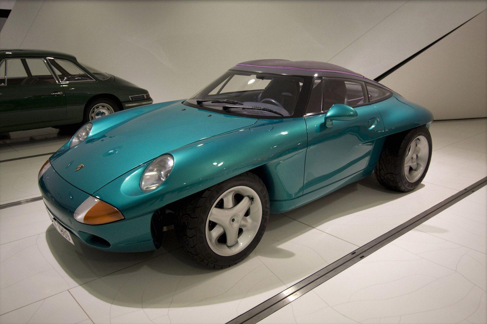 1989. Porsche Panamericana (Concept)