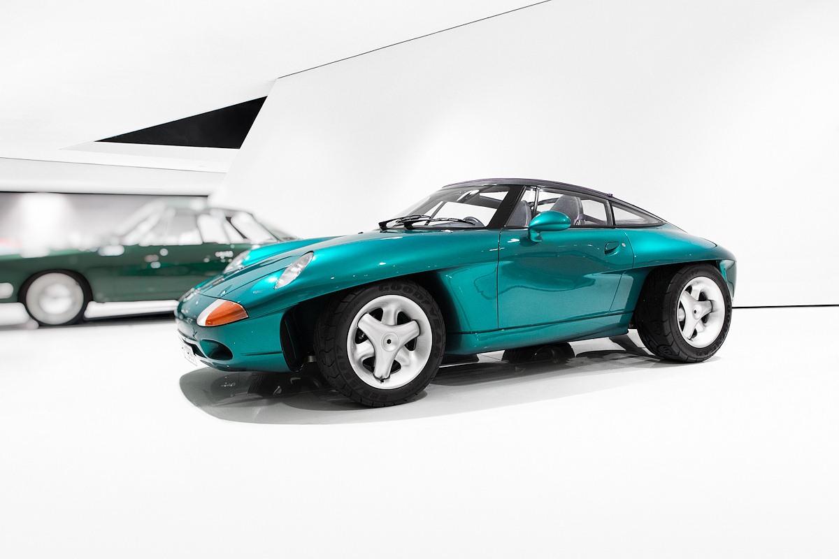 1989. Porsche Panamericana