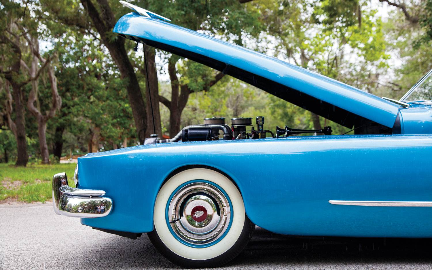 1950. Mercury Bob Hope Special Concept Car