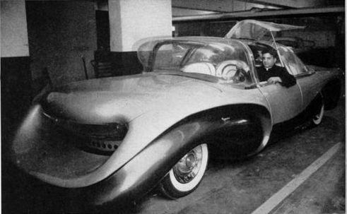 1957. Aurora. США. Альфред Джулиано