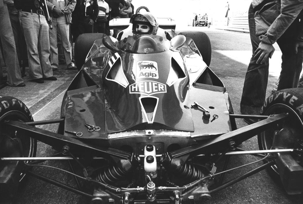 Ники Лауда, Ferrari 312 T2..