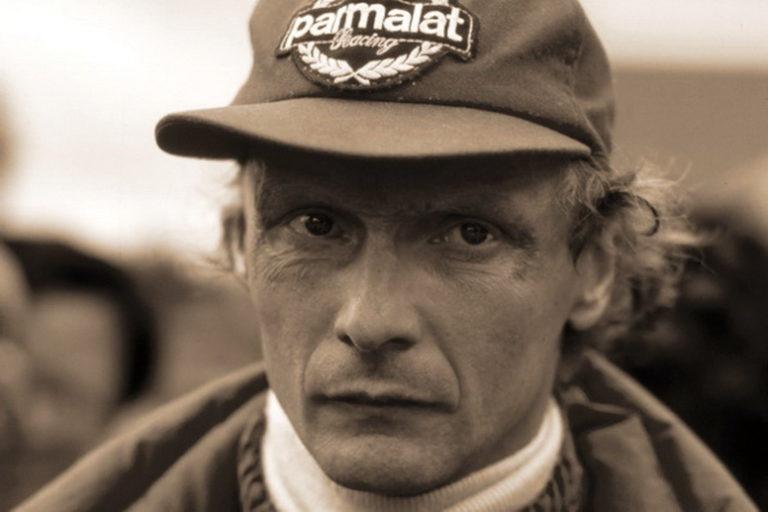 Niki Lauda (AUT), Marlboro McLaren International.. 1982 Formula One World Championship.