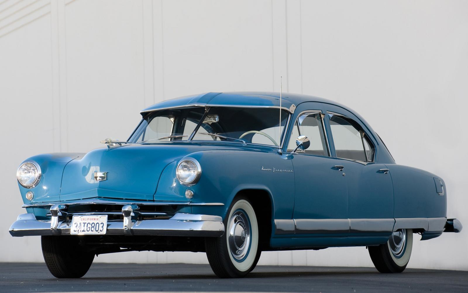 1951. Kaiser Virginian Sedan