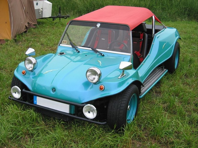 1973. Albar Buggy