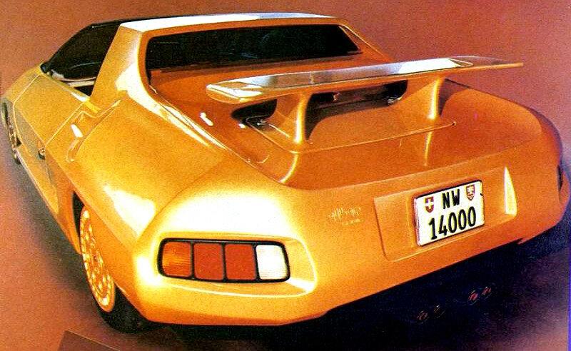 1982-1990. Albar Sonic Cabriolet