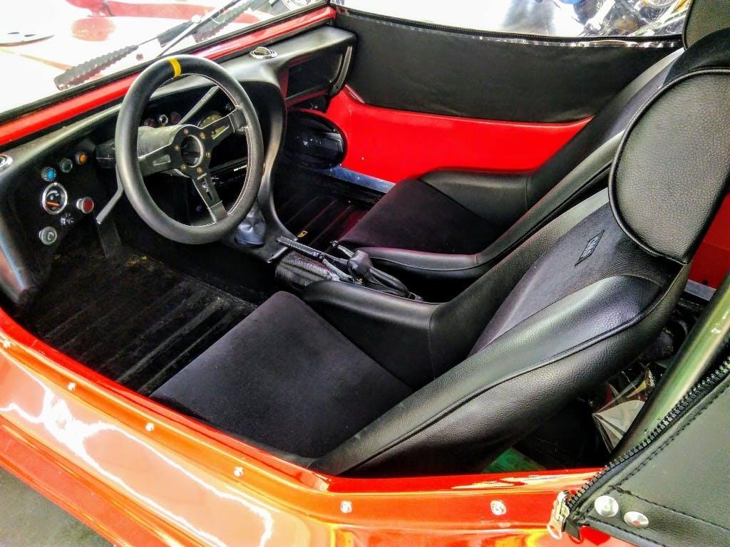 1973-1996. Albar Buggy