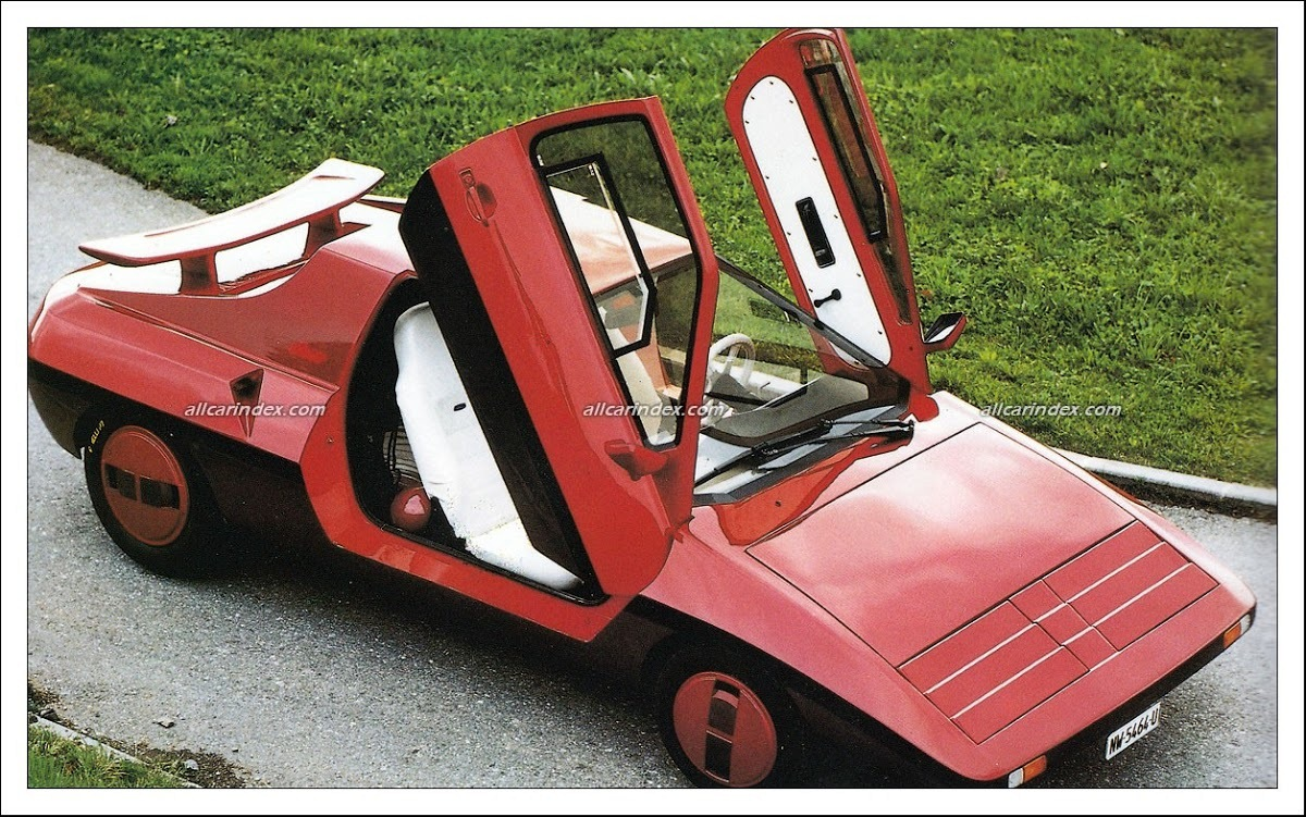 1984-1996. Albar Sonic GT