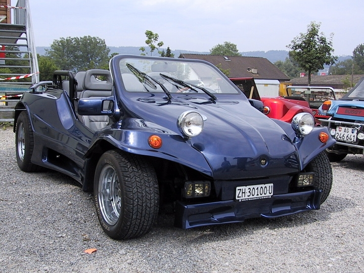 1982. Albar Buggy