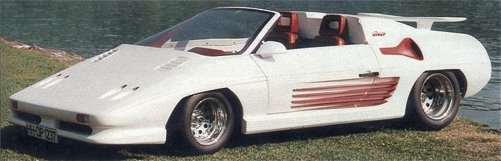 1986-1996. Albar Super Cabriolet