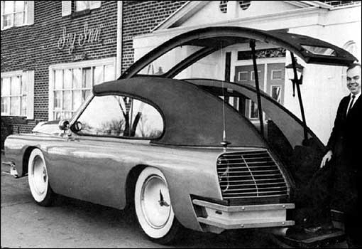 1967. Mohs Ostentatienne Opera Sedan