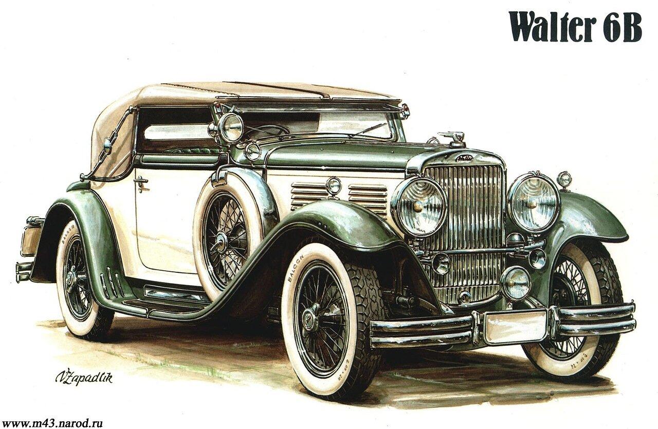 1930. Walter 6b