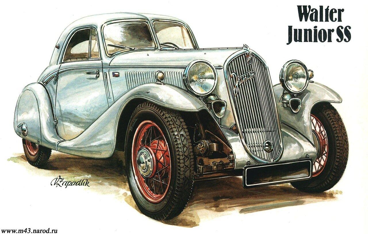 1937. Walter Junior SS