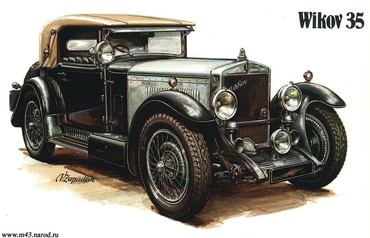 1928. Wikov 35