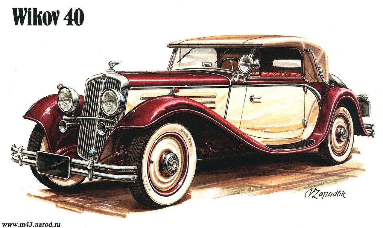 1932. Wikov 40