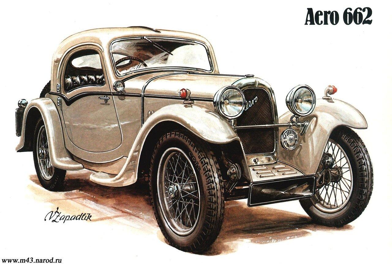 1932. Aero 662