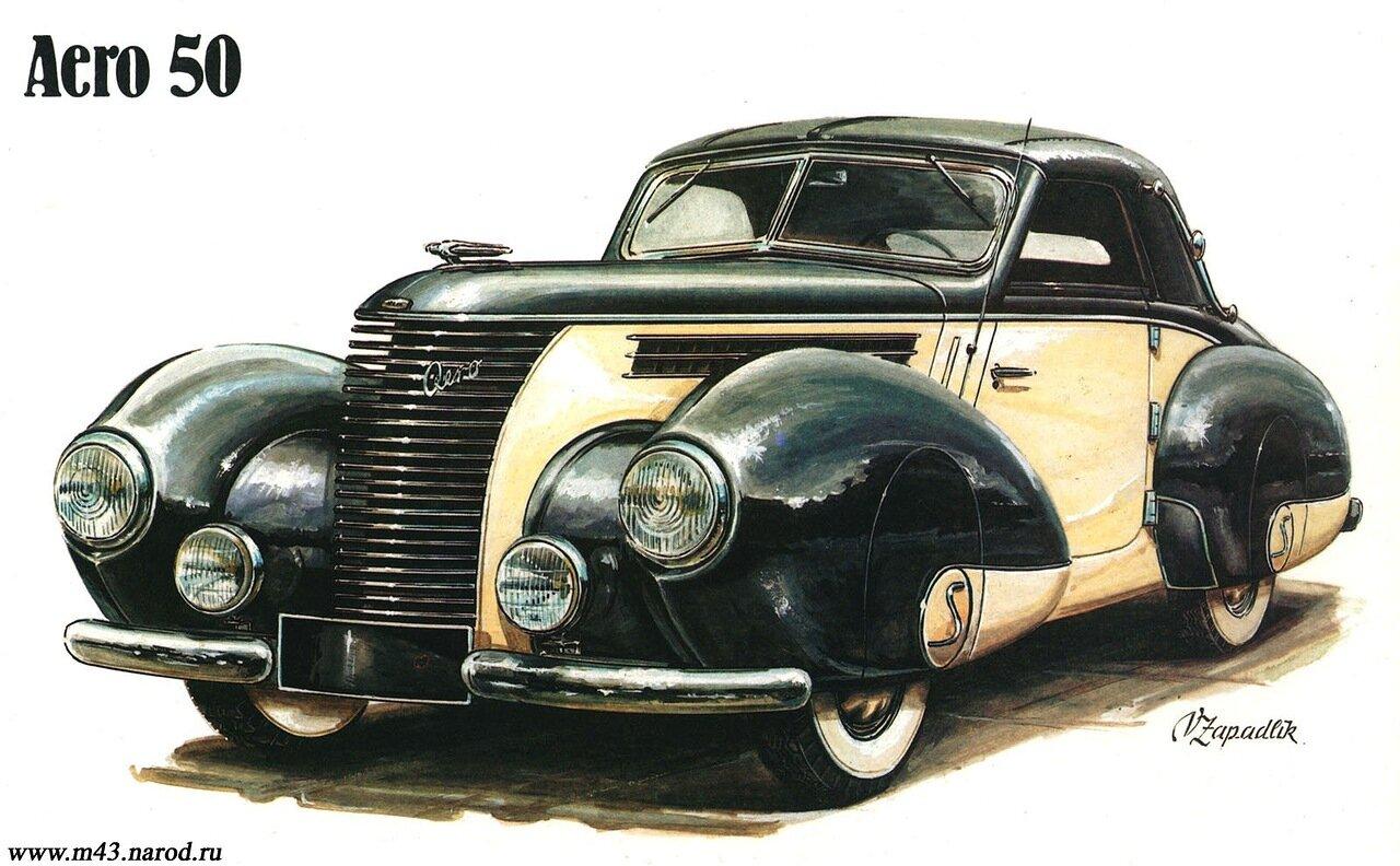 1939. Aero 50