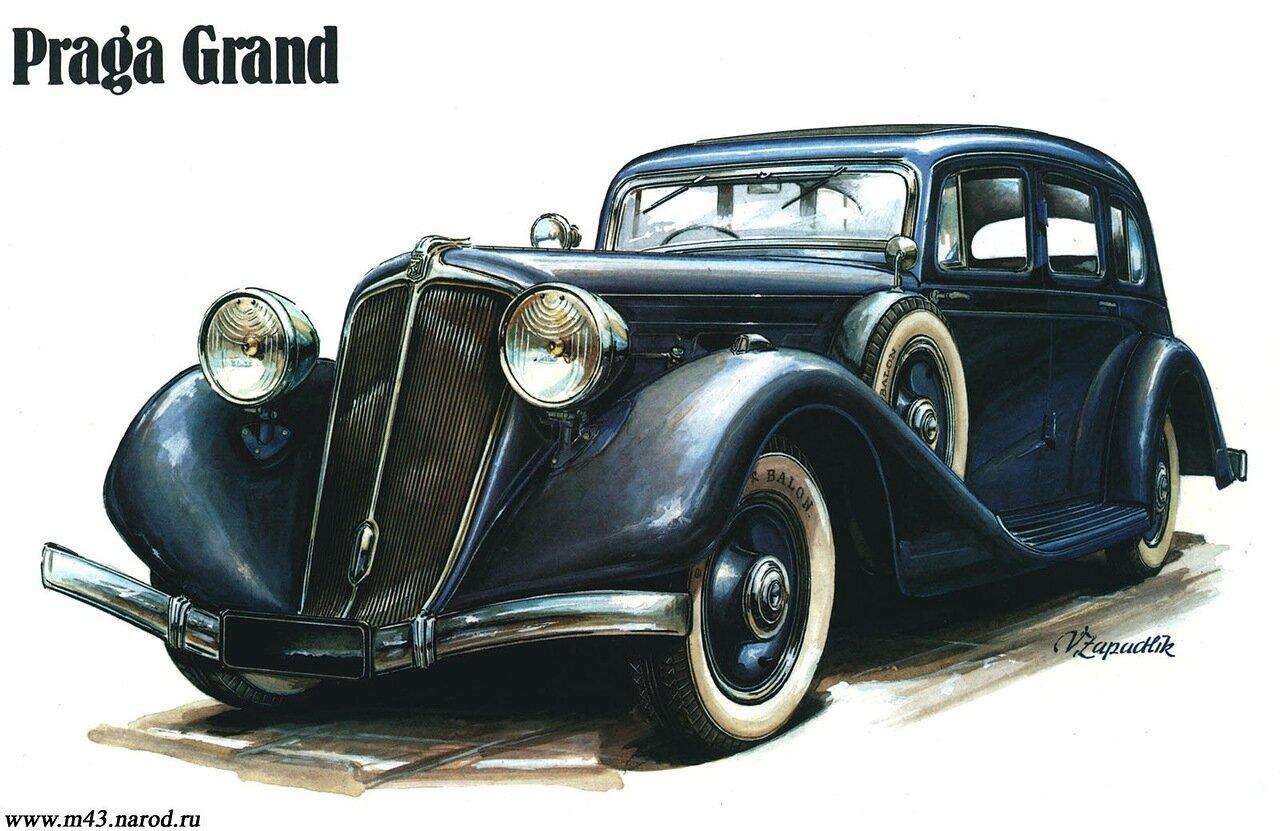 1933. Praga Grand