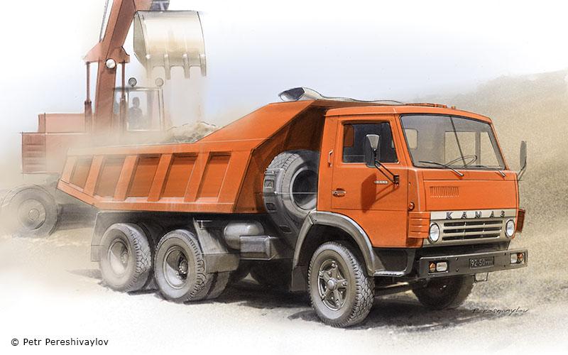 kamaz5511